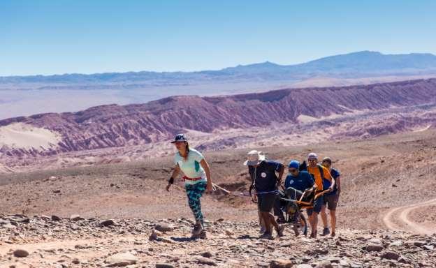 viajes aventura para personas con discapacidad