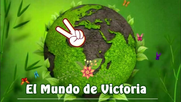 el mundo de victoria
