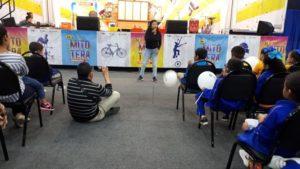 Lengua de señas mexicana en la FIL