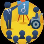 Asesoría a empresas para la inclusión - Concientización del personal