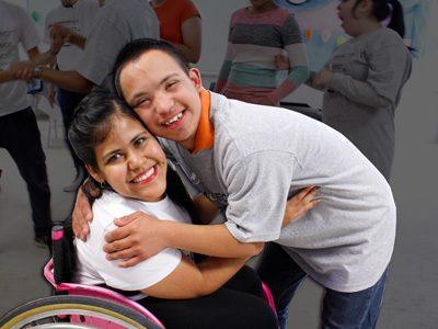 Adolescentes con discapacidad. Únete y participa
